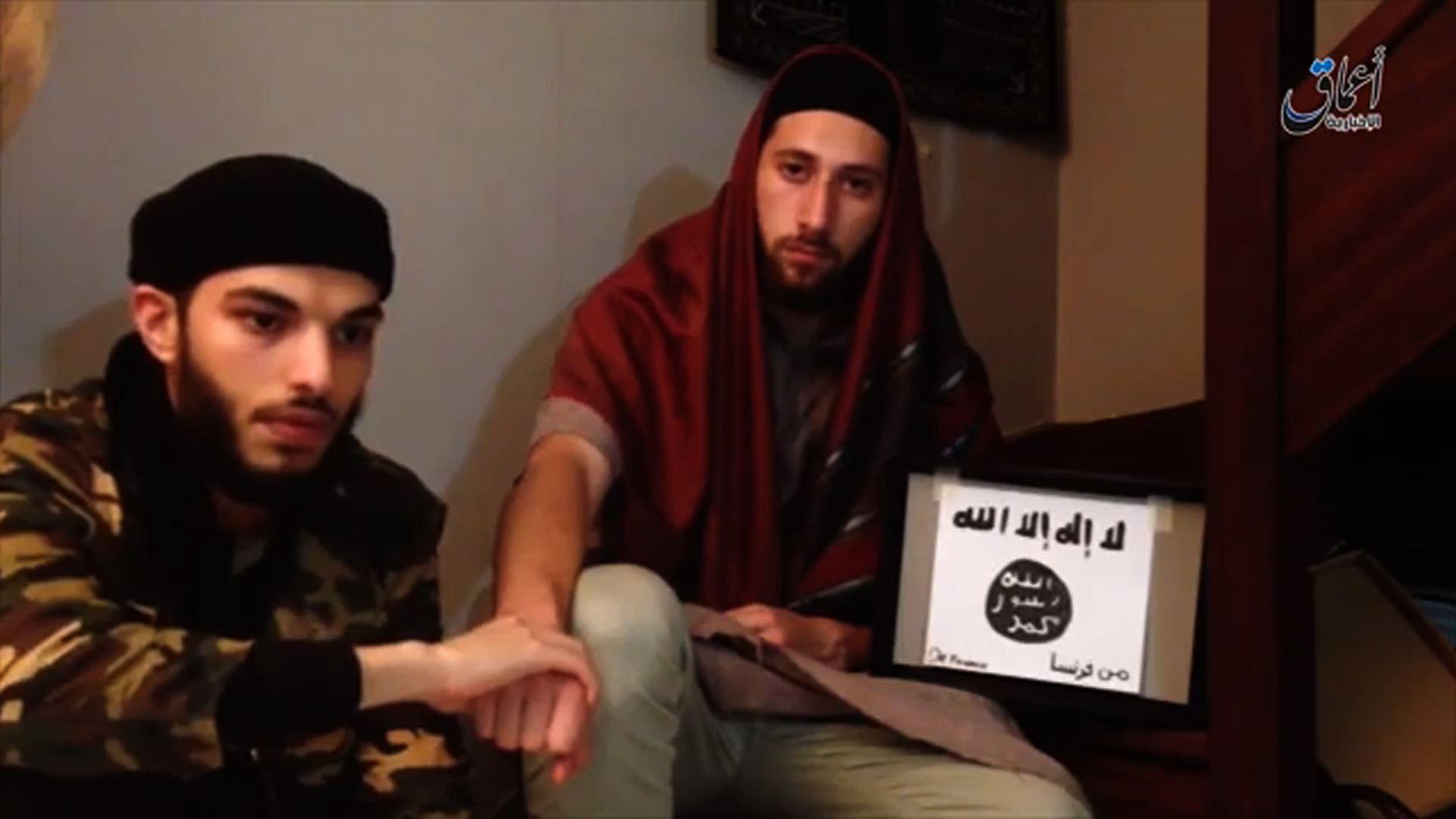 Difunden el video en que los atacantes de Francia le juran lealtad al líder de ISIS