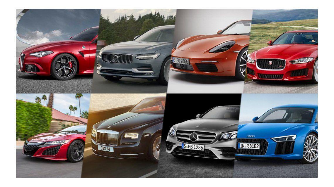 ¿Cuál será el auto del año? Conocé los finalistas en Estados Unidos