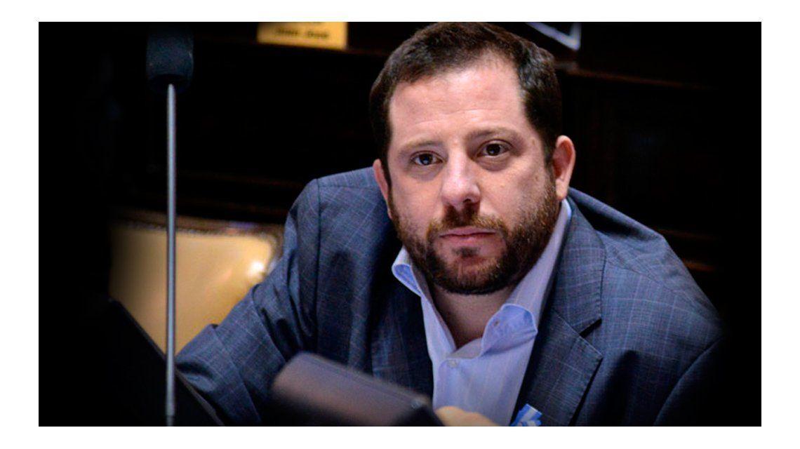 José Ottavis y sus problemas de adicciones: Me pasé de la raya no queriendo dormir