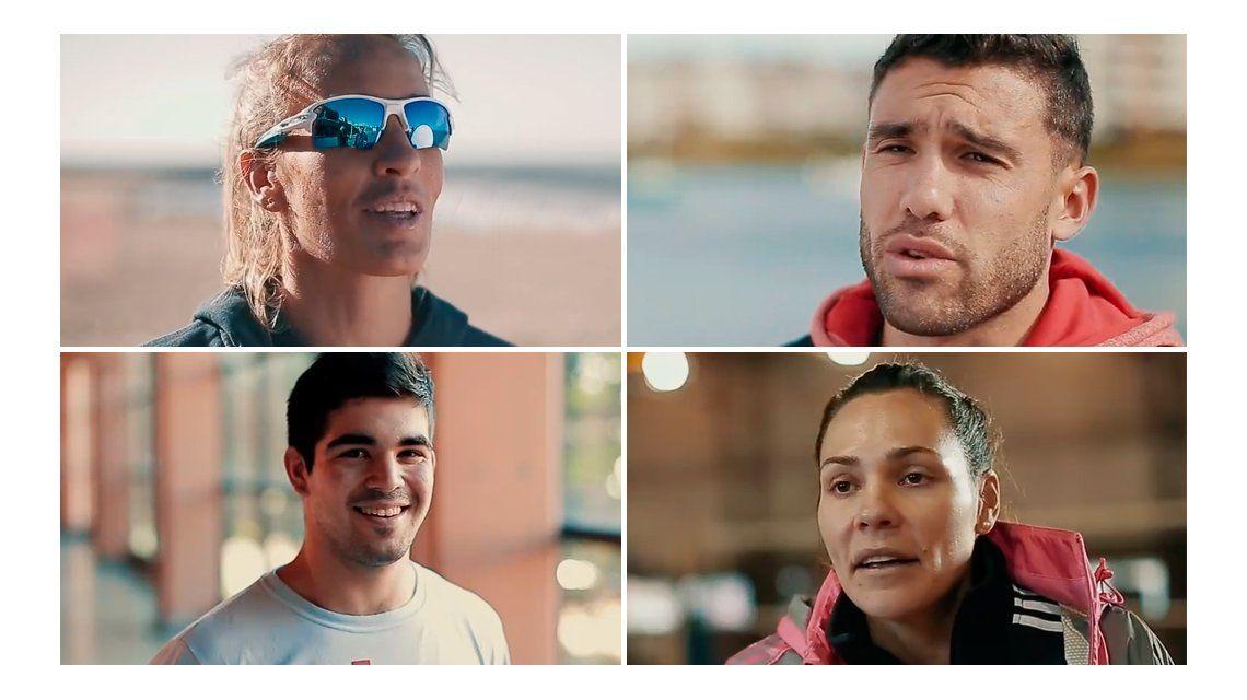 Los atletas argentinos que irán a los Juegos Olímpicos, por dentro