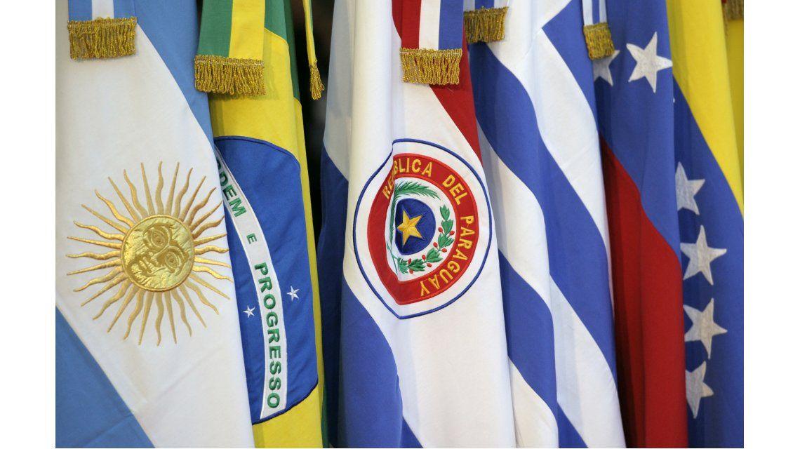 Cancillería confirmó la suspensión de Venezuela como miembro del Mercosur