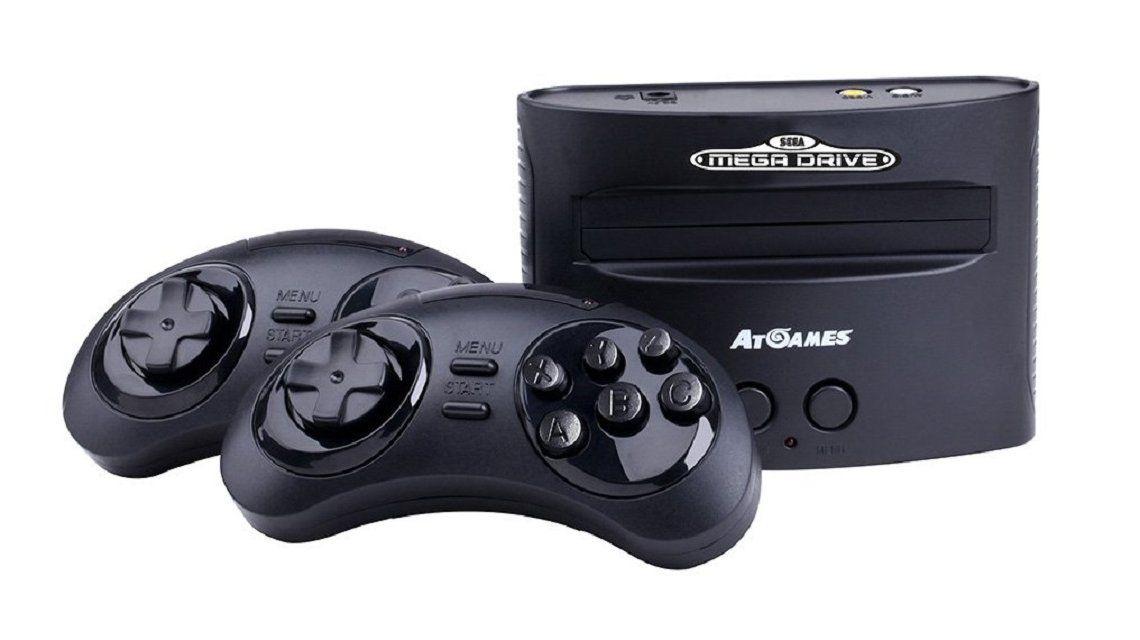 Sega siguió a Nintendo y anunció otra versión de su clásica consola Mega Drive