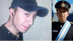 Lucas Muñoz, el policía desaparecido