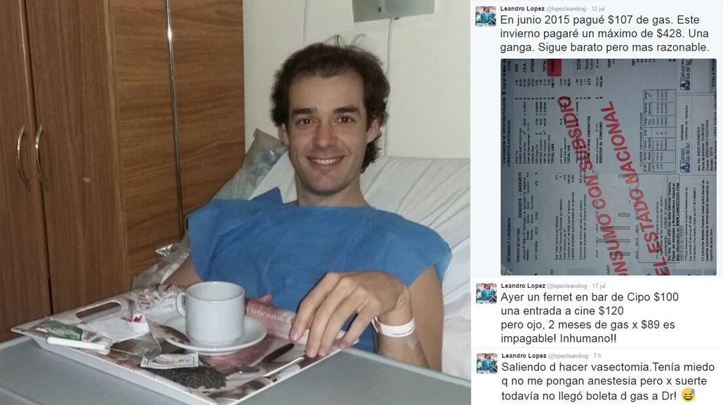 El polémico tuit que escribió un diputado del PRO para burlarse del tarifazo