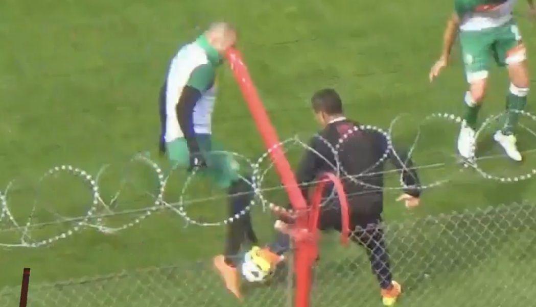 Silva quedó en ridículo gracias a esta delicia de Romero Gamarra
