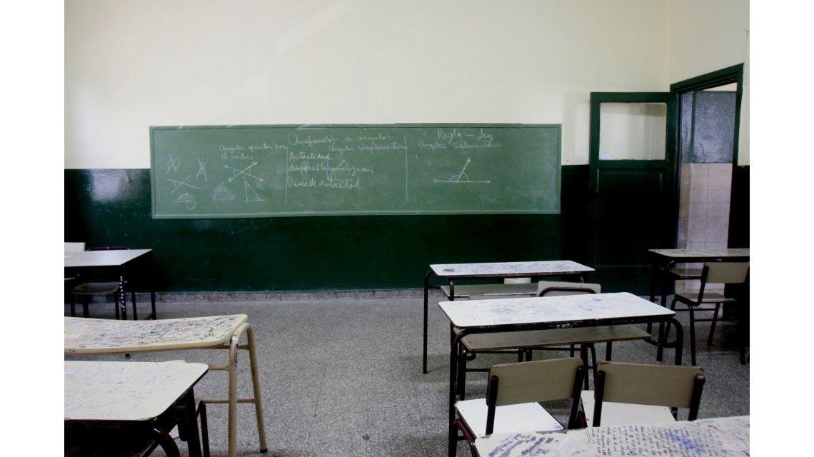 El jueves continúa el paro en las escuelas de la provincia de Buenos Aires