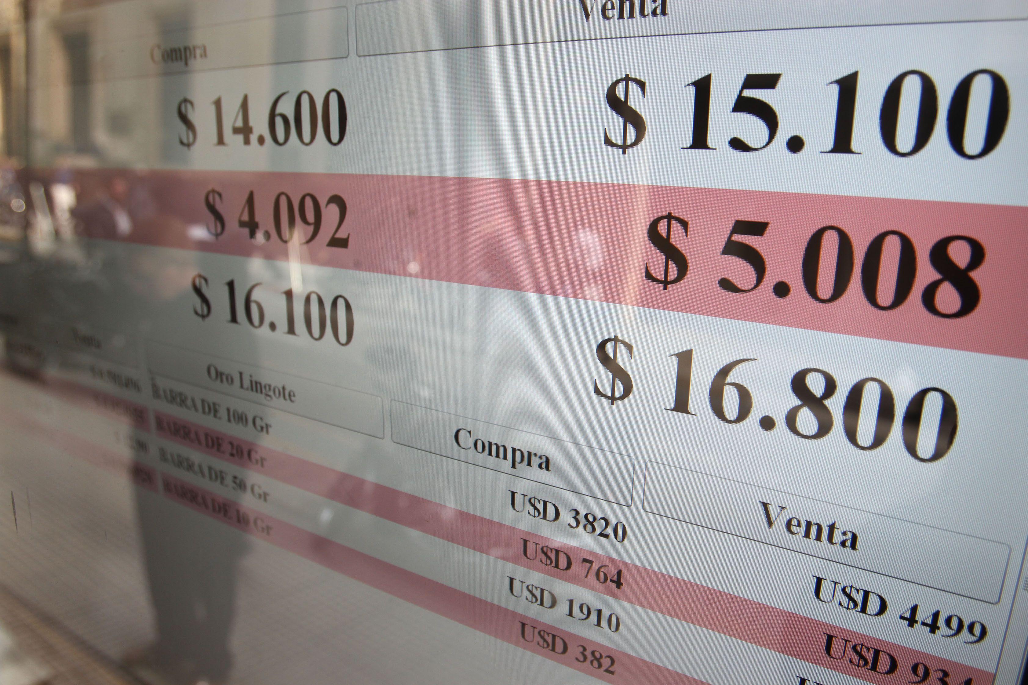 Los argentinos siguen pensando en verde: repuntó la compra de dólares