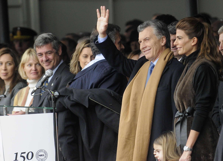 Macri en la Rural: Dejemos de buscar culpables y encontremos soluciones