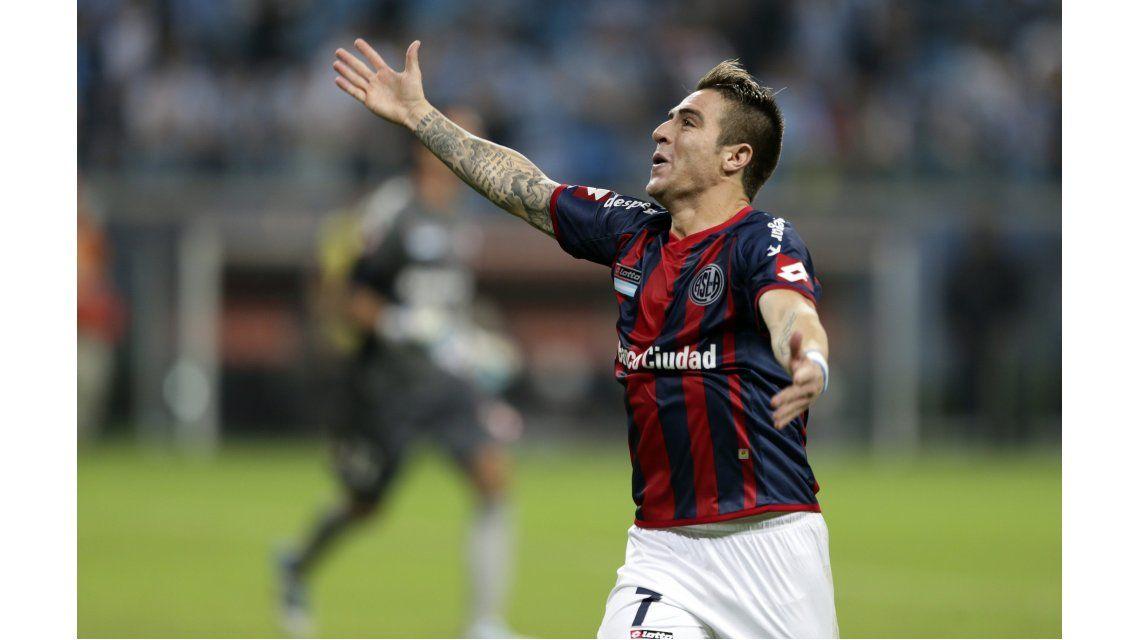Buffarini se despidió de San Lorenzo y jugará en el San Pablo de Bauza