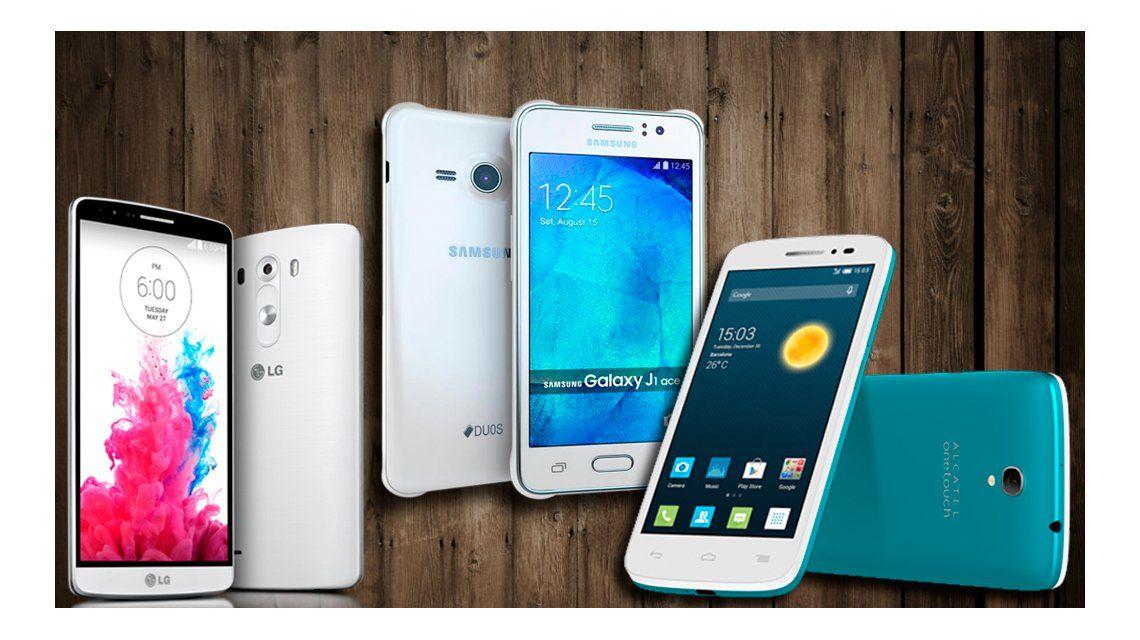 ¿Cuáles son los teléfonos de bajo costo 4G que podés comprar?