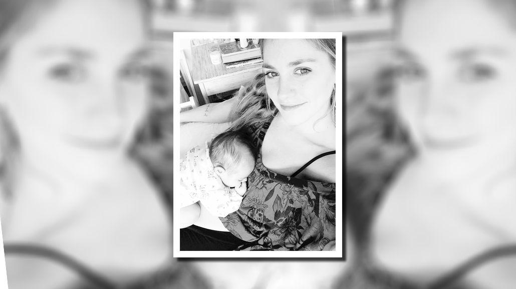 Rochi Igarzabal presentó a su hija Lupe con una tierna foto