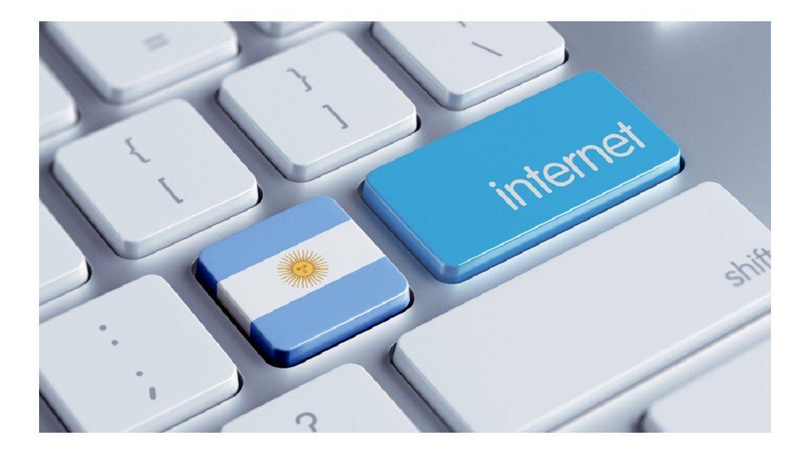 Argentina tiene 30 millones de usuarios únicos en Internet