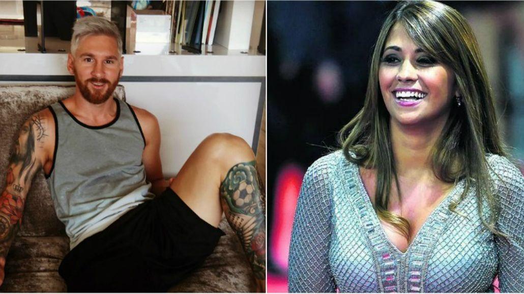 El secreto detrás del cambio de look de Messi: ¿qué dijo Antonella Roccuzzo?
