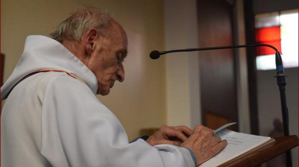 Este es el cura asesinado en una iglesia de Francia