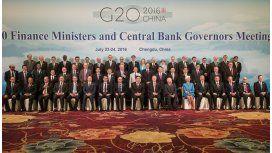 Ministros del G20 advierten que el Brexit sumará incertidumbre en la economía mundial
