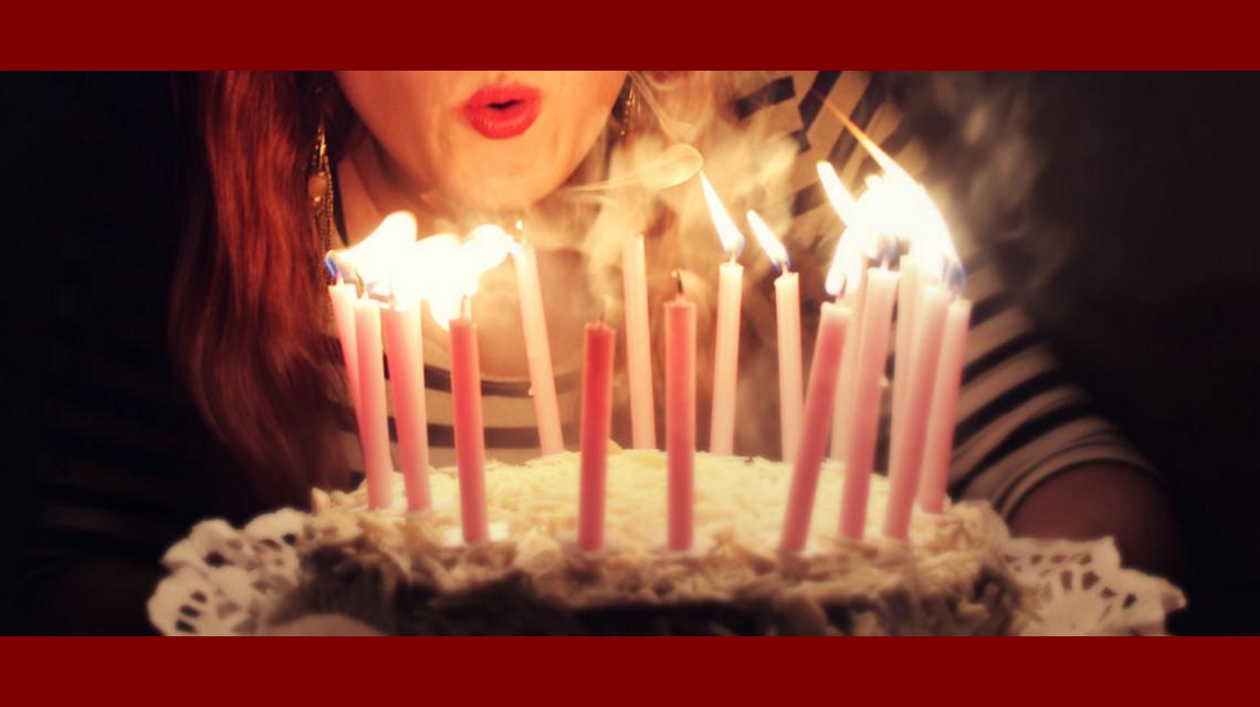 ¿Por qué soplamos velas el día de nuestro cumpleaños?