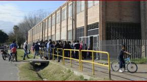 Escuela N°1.318 de la Comunidad Eva Perón, de Saavedra al 6100 en Rosario (Gentileza La Capital)