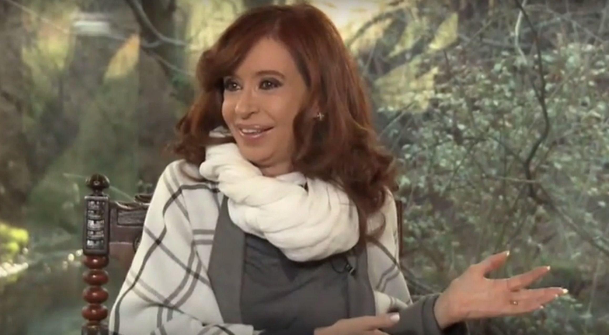 Cristina sobre la polémica por datos de ANSES: Te van a vigilar y controlar