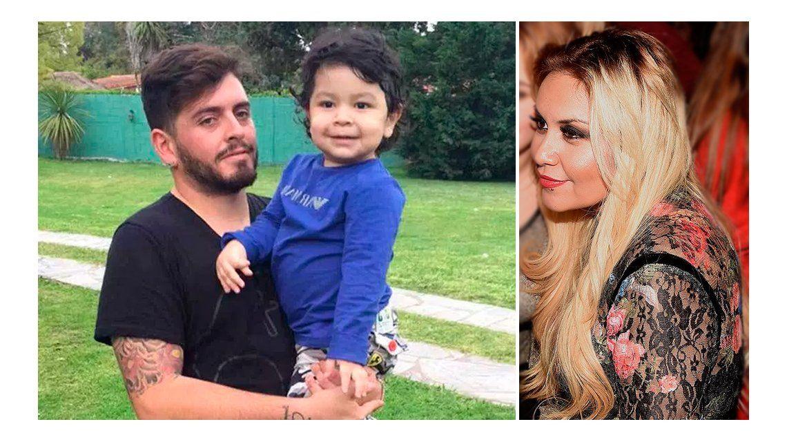 Verónica Ojeda opinó sobre la reconciliación de Diego Junior y Maradona
