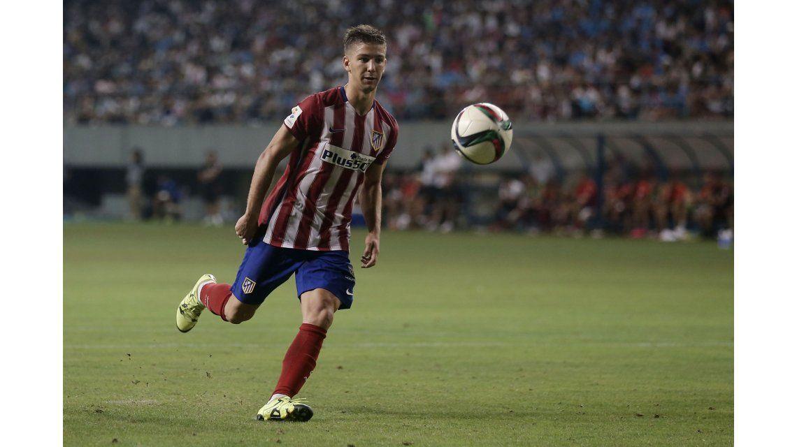 Compañía argentina para Lionel: Vietto llega al súper Barcelona de la Pulga