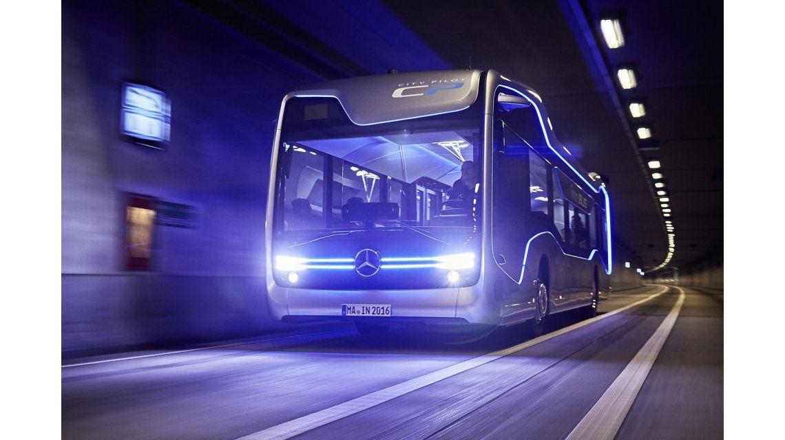 Future Bus, la última creación de Mercedes-Benz