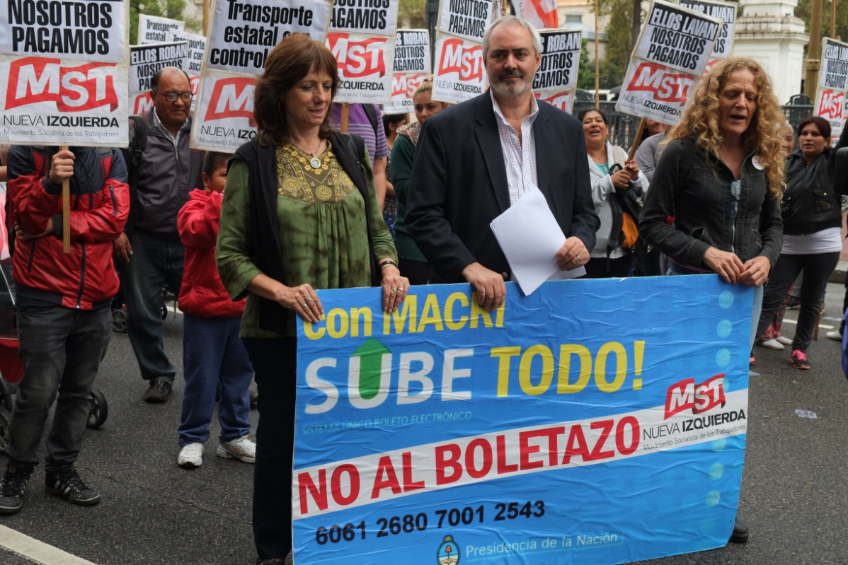 Bodart: Hay fraude de Metrovías porque presenta números que no son reales