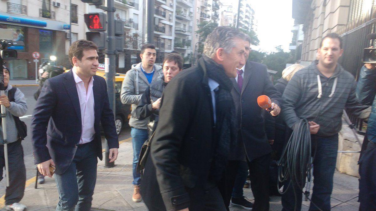 Bauza, tras la reunión con Armando Pérez: Manifesté que tengo muchas ganas