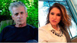 Fernanda Iglesias le dijo abuelo a Gerardo Romano y él estalló: Es propio de una golpeadora