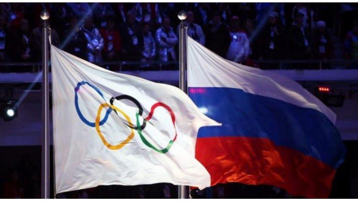 Río 2016: el Comité Olímpico decidió no suspender a los atletas de Rusia