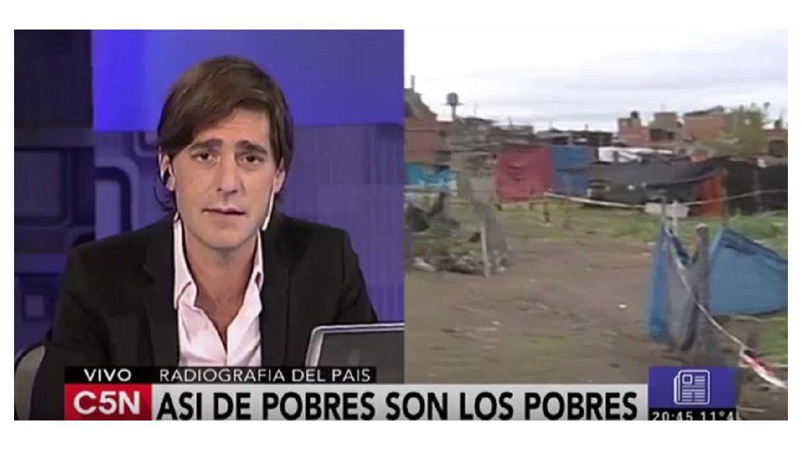 Radiografía del país: así de pobres son los pobres