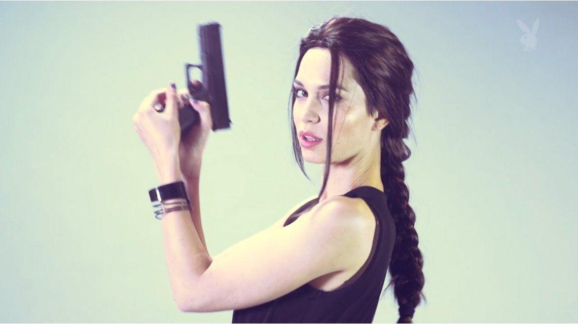 VIDEO: Playboy festeja los 20 años de Tomb Raider