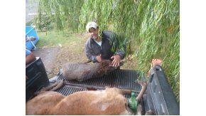 Santiago Gairaldi, el cazador que falleció tras recibir tres disparos.