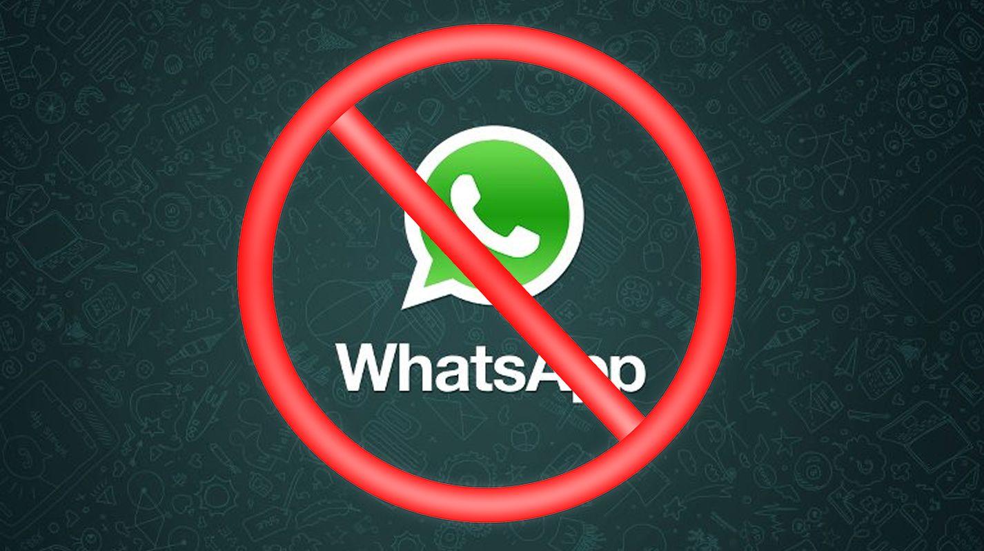 Justicia de Rio bloquea WhatsApp en todo Brasil
