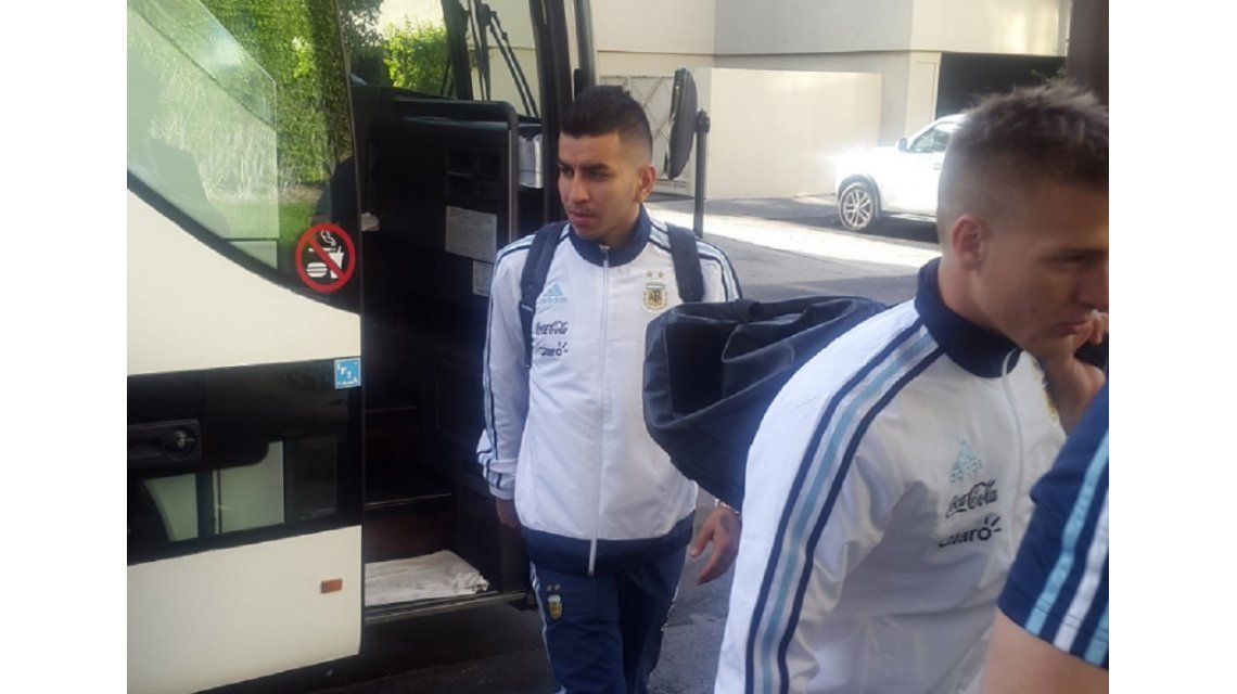 Están todos: la Selección argentina completó su plantel por primera vez
