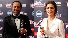 Premios Platino: Guillermo Francella y Dolores Fonzi, mejores actores