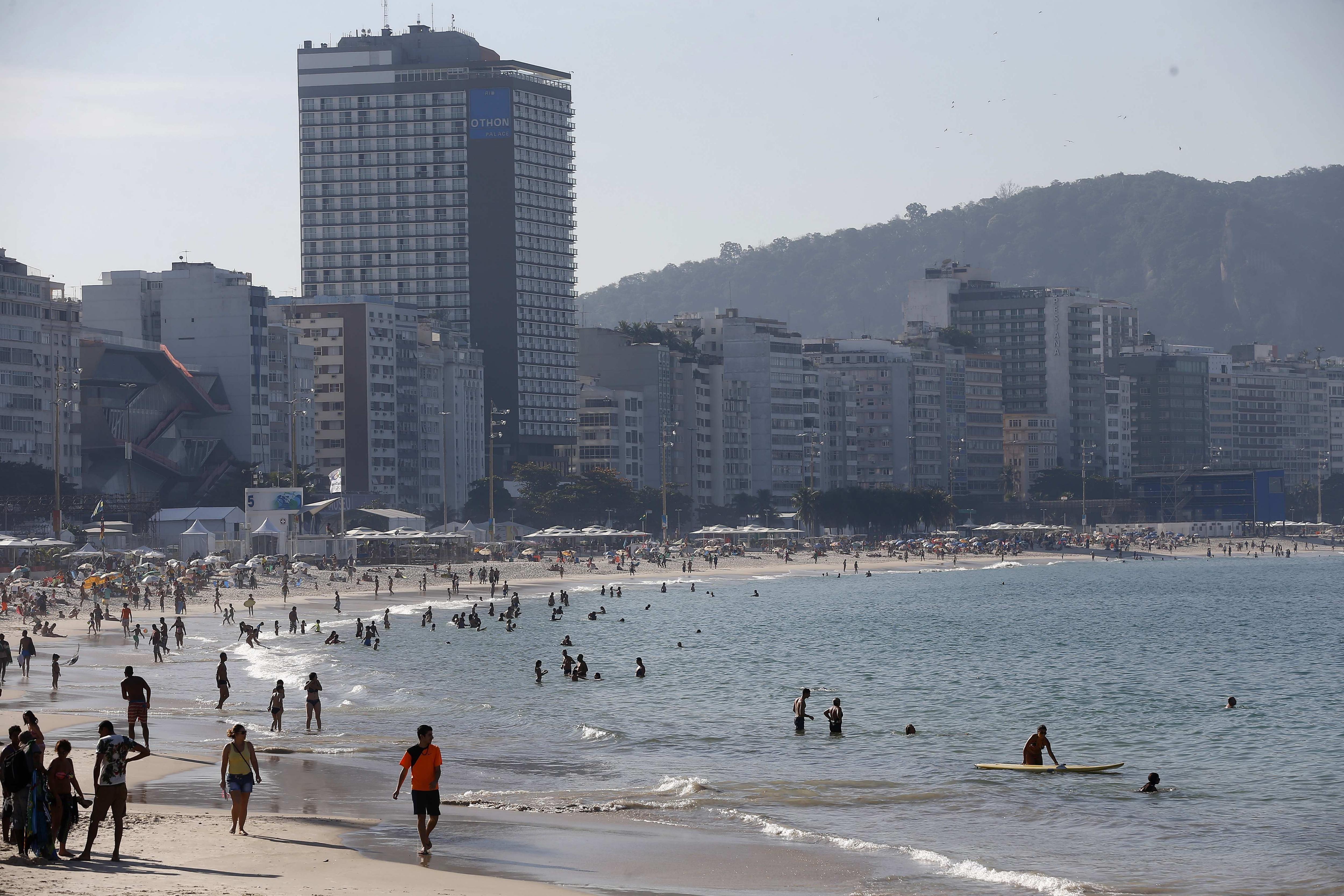 Los brasileños creen que pasarán vergüenza durante los Juegos Olímpicos