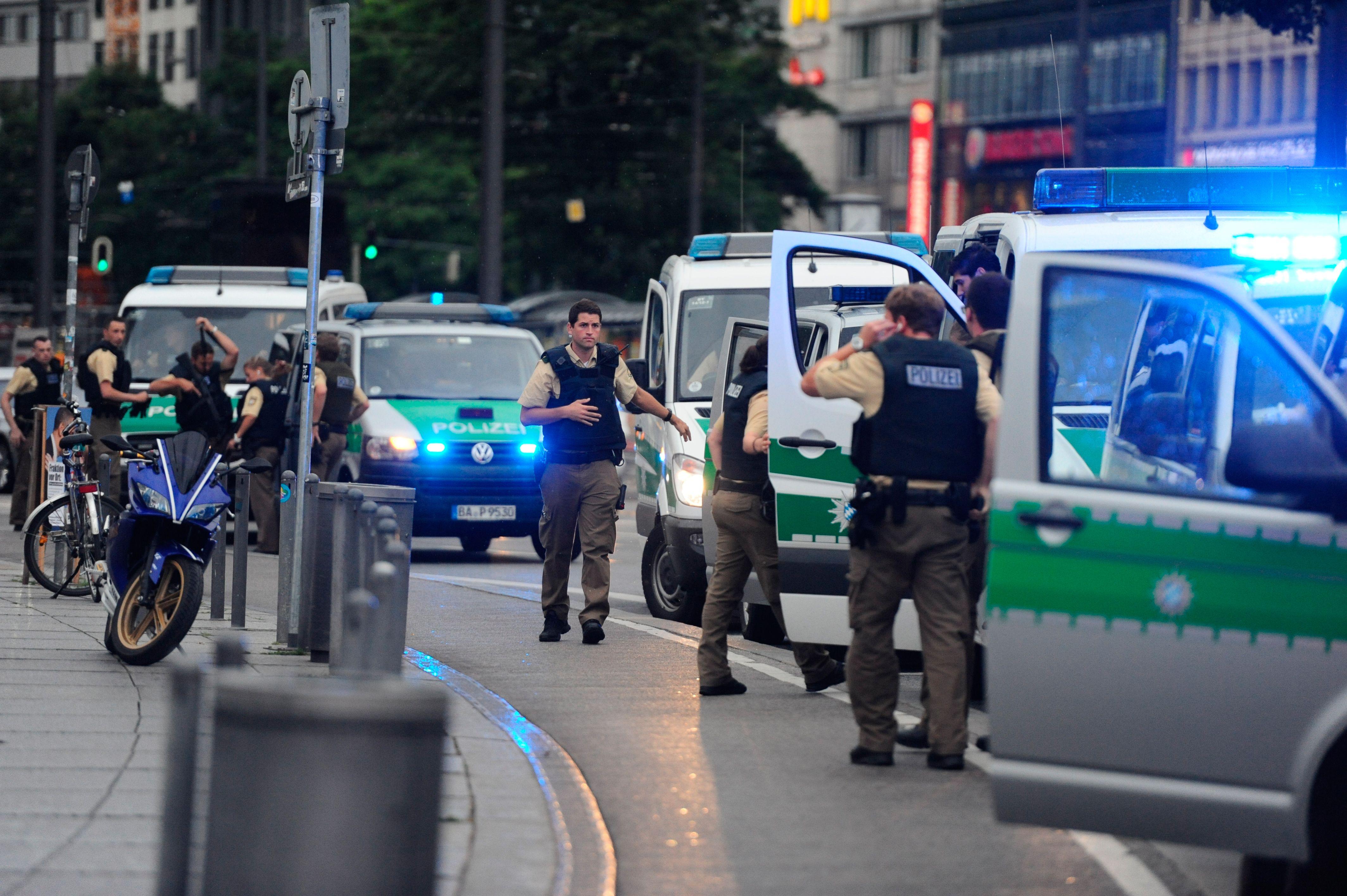 El relato de un argentino en Munich: La policía reaccionó y la gente está tranquila