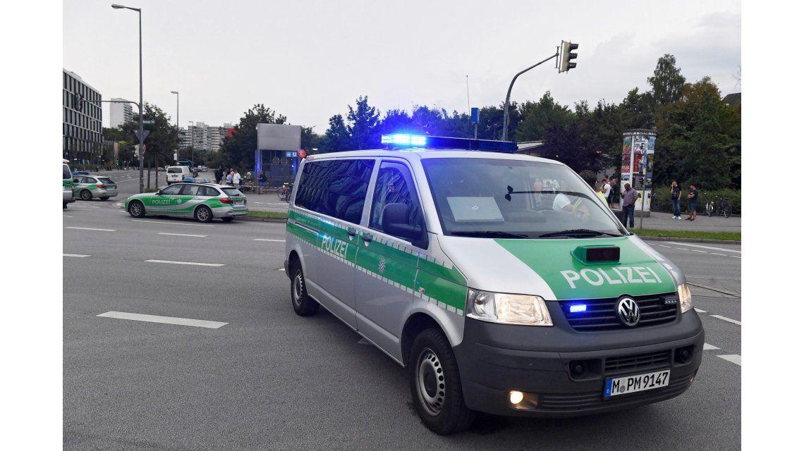 Confirman que el tirador de Múnich era un germano iraní de 18 años pero no saben por qué lo hizo
