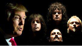 Queen rechazó que Donald Trump use sus canciones