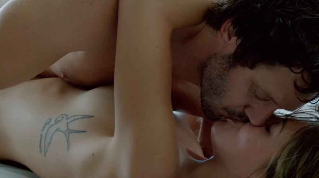 China Suárez: En mi última película se ven los 20 tatuajes, estoy prácticamente en bolas