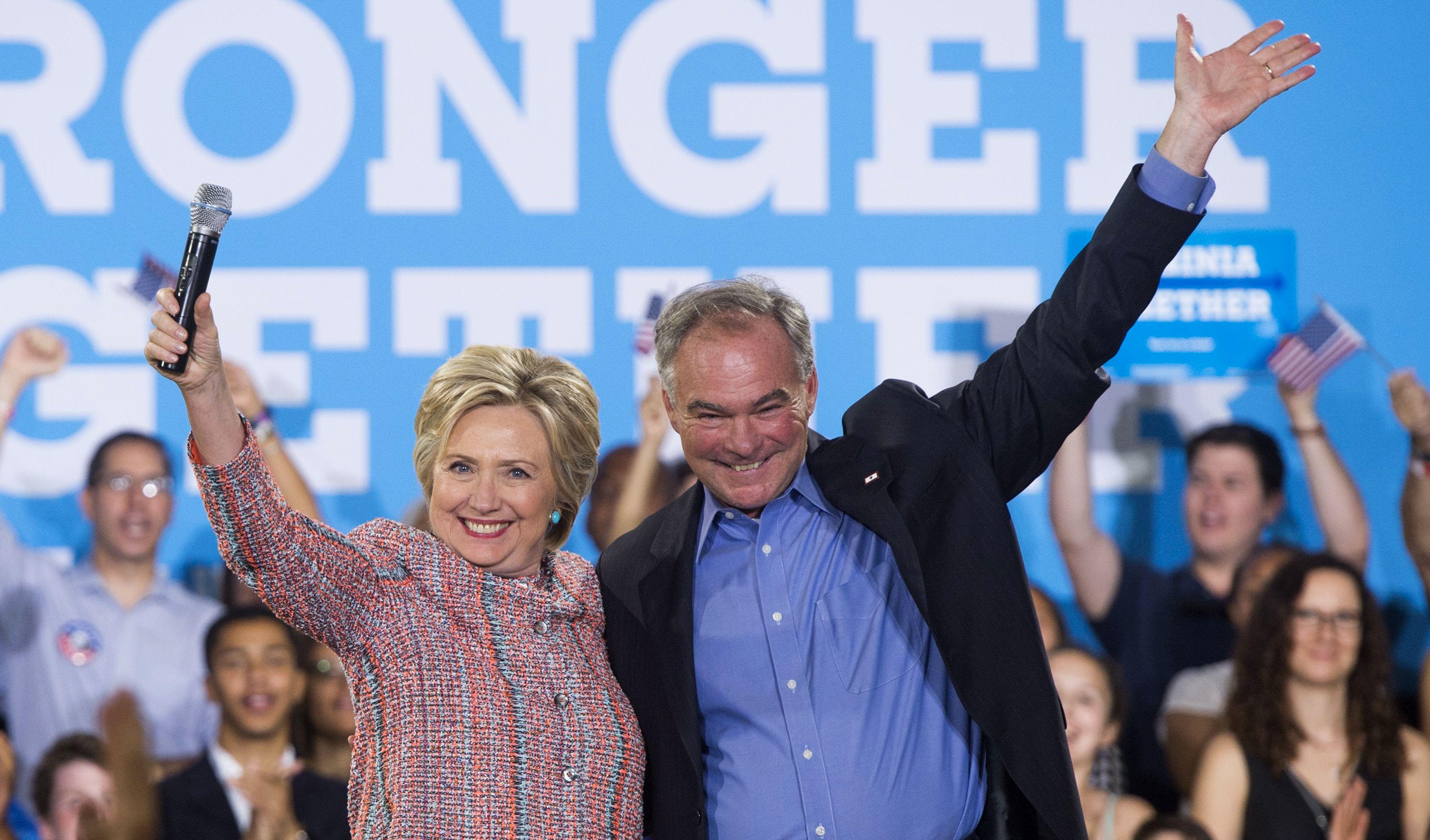 Es oficial: Hillary Clinton se convirtió en la primera candidata a presidenta en EEUU