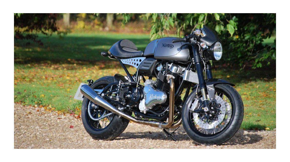 Norton presenta motos inglesas de alta gama