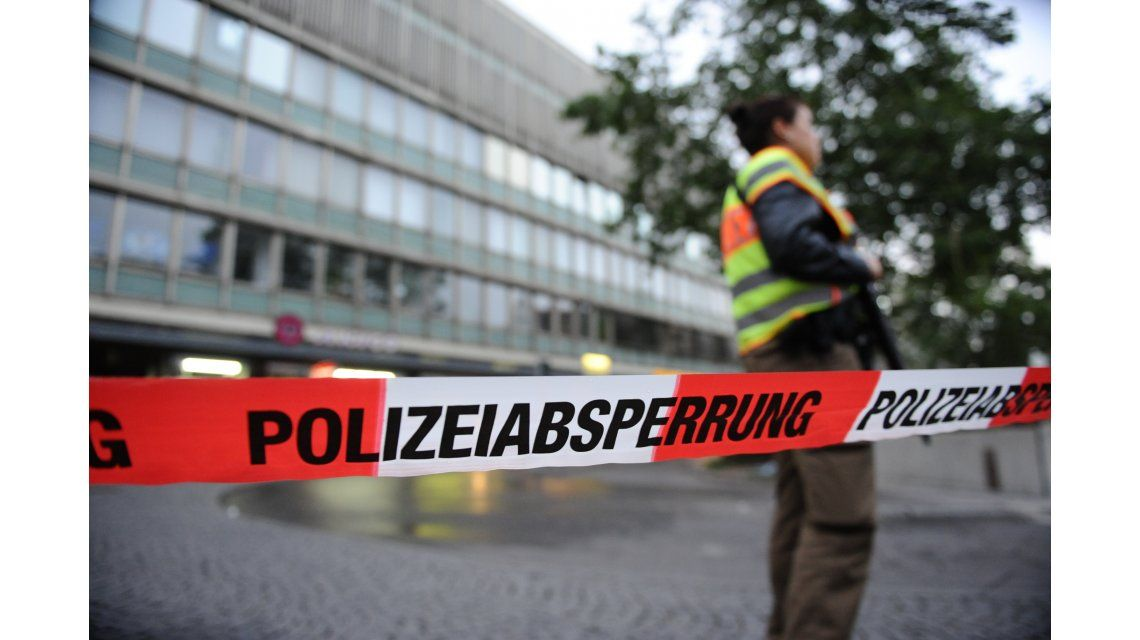 Cancillería repudió ataque en Múnich y habilitó número de emergencia para argentinos en Alemania