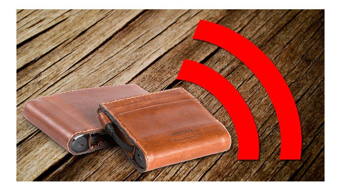 Un argentino de 22 años diseñó una billetera anti robo