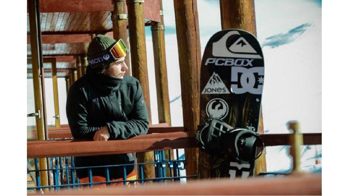 El hijo de un ex Puma que sueña con llegar a los Juegos Olímpicos