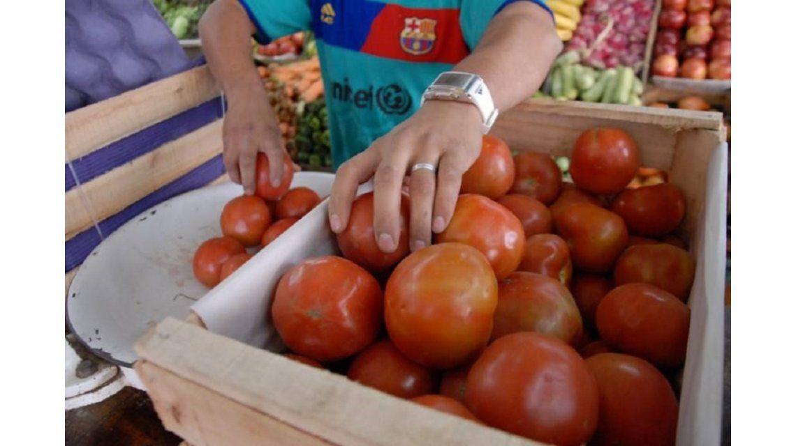 Comer tomate, un lujo: el kilo llegó a $60 y podría aumentar mucho más