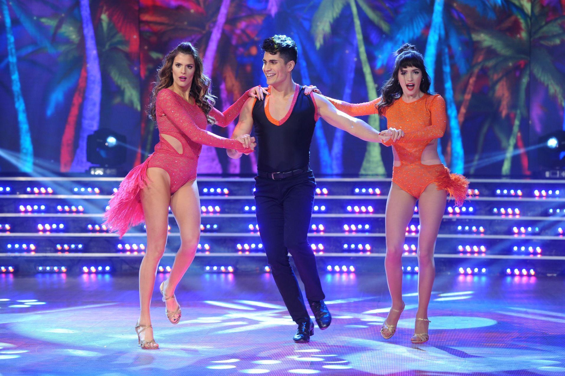 Cande Vetrano salvó a Mery del Cerro en la salsa: Se baila moviendo la cola