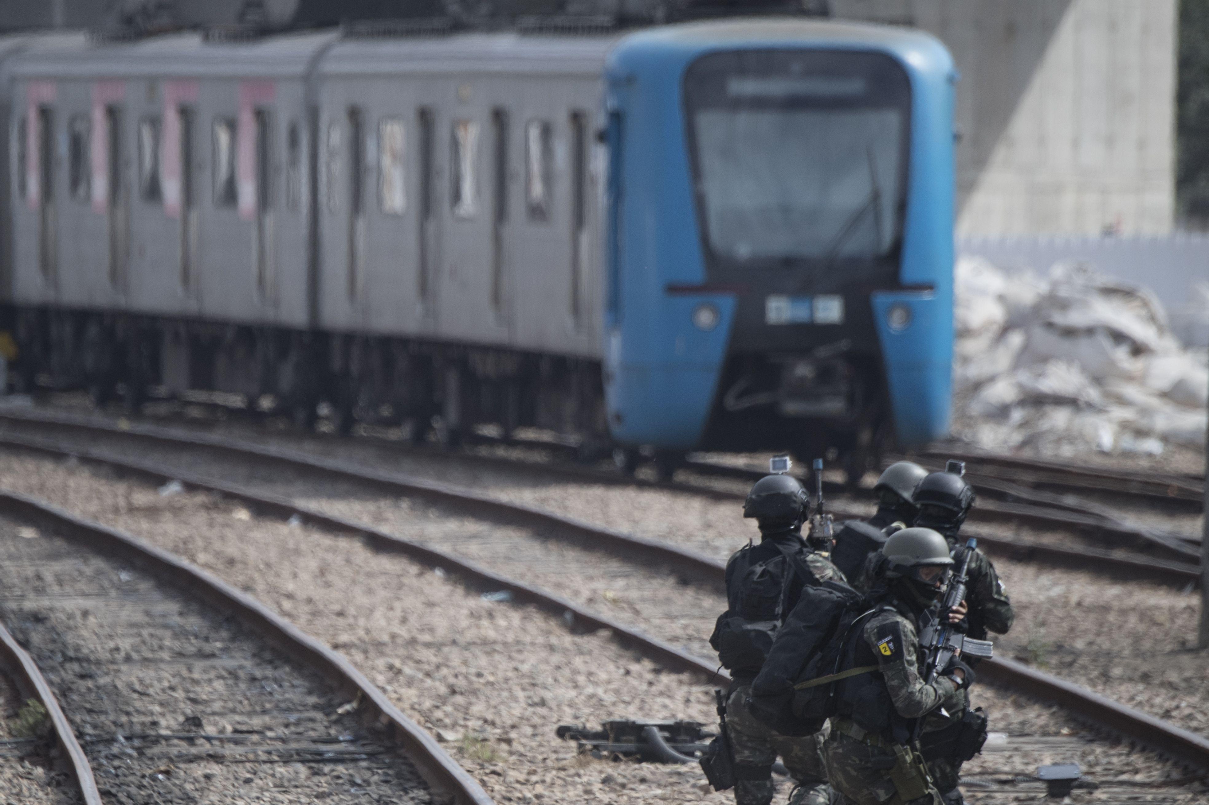 Los 10 terroristas detenidos en Brasil planeaban un ataque al exterior