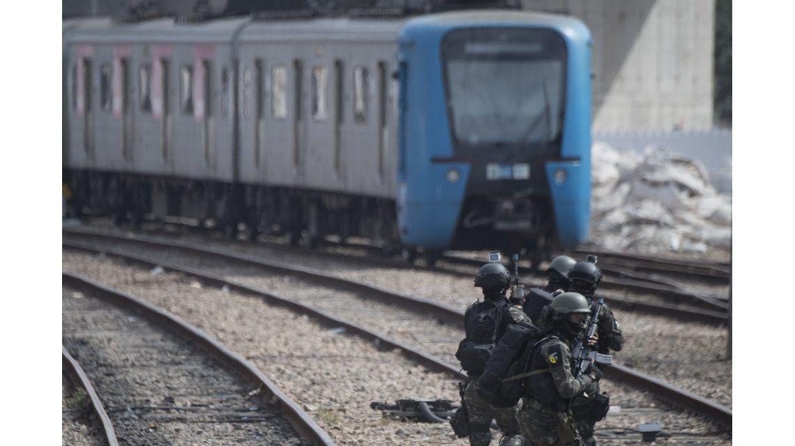 La policía de Brasil arrestó a un grupo que planeaba ataques terroristas en los Juegos Olímpicos de Río 2016