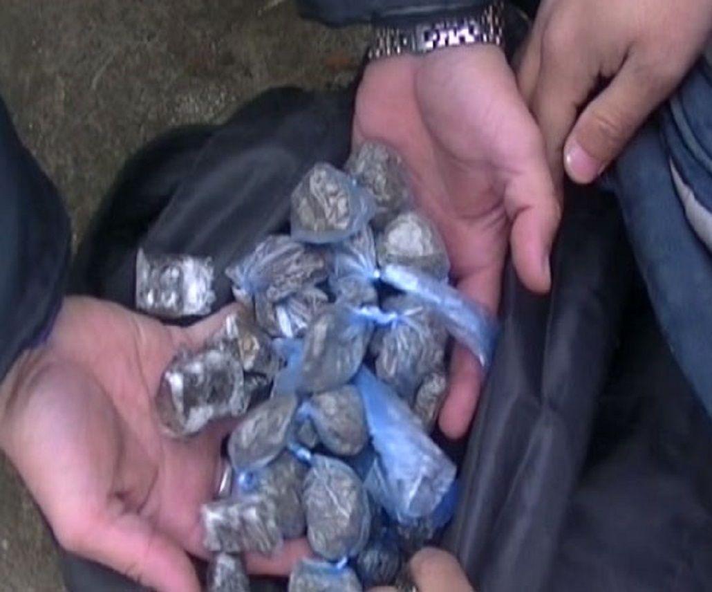 Golpe al paco: secuestraron más de 15 mil dosis en el Conurbano bonaerense